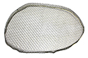 56/57 RH Air Duct Scoop Screen