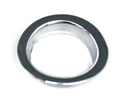 55-56 Glove Box Lock Bezel