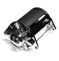6 Volt Thunderbird Powergen Alternator, Chrome