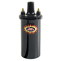 Black Pertronix Flame Thrower II coil 45,000 Volt, 12 volt system Ignitor II
