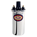Chrome Pertronix Flame Thrower II 45,000 Volt coil