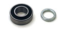 55-60 / 62-71 Axle Bearing, Includes 1180 Retainer