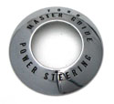 55 Power Steering  Horn Ring Medallion Retainer