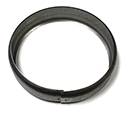 56 Continental Kit Metal Retainer Ring, as original