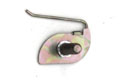 Clip for Radiator Grille, Back Deck Garnish Rail or Door garnish Moulding Clip