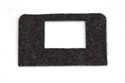 55-57 Thunderbird Heater Door Seal, Felt