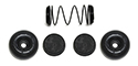 Wheel Cylinder Rebuild Kit, 1 1/8 inch
