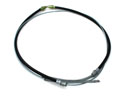 55-57 Front Parking Brake Cable