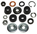 55-56 Steering Ram Seal & Mount Kit, Early Ram