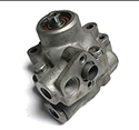 55/E57 Eaton Power Steering Pump, (Rebuilt), Early Type,R&R ONLY