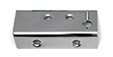 55-57 Rear Clamp Plate, (Right)