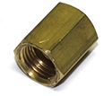 Fuel Line Brass Connector