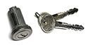 Trunk Lock Cylinder & Keys
