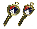 52-64 Ford Passenger Car/Truck Deluxe  Key Blanks