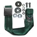 Dark Green Seat Belt ( 1 AVAILABLE)