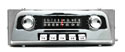 61/63  Thunderbird NEW AM/FM Stereo Radio
