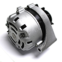 61-64 Rebuilt Alternator With Double Pulley, 42 AMP, R&R Only
