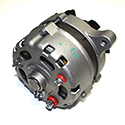 65-72 Rebuilt Alternator With Single Pulley, 55 AMP, R&R Only