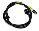 64/66 Thunderbird Fuel Sending Unit Wire Pigtail, 3 Wire