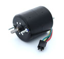 Window Motor with 4 Wires to Plastic Plug
