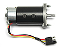 1/4 Window Motor with 3 Wires to Plastic Plug