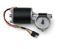 Window Motor with 3 Wires to  Plug and Gear Housing