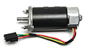 61-62 Quarter Window Motor With 4 Wires to Square Plug