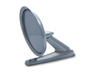 63-66 Universal Outside Mirror, Round Head, Without Pad