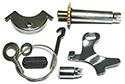 61-72 Front or Rear Self Adjuster Lever And Cable Kit, (Left)