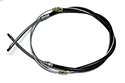 58 Rear Parking Brake Cable
