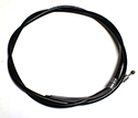 69/71 RH  Rear Parking Brake Cable
