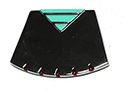 58/59 Thunderbird Coupe Trunk Ornament Cover