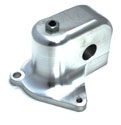 59-63 Convertible Back Panel Gear Housing