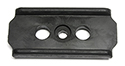 61-66 Rear Leaf Spring Center Mounting Insulator