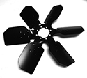 61/66 Fan, 6  Blade 18 inch for Fan Clutch