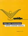 58 Thunderbird Wiring Diagram