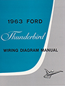 63 Thunderbird Wiring Diagram