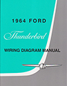64 Thunderbird Wiring Diagram