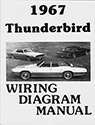 67 Thunderbird Wiring Diagram