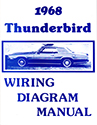 68 Thunderbird Wiring Diagram