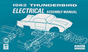62 Thunderbird  Electrical Assembly Manual
