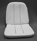 64/65 Thunderbird Front Bucket Seat foam,each