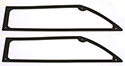 58 Edsel Parking Light Lens Gasket,Pair