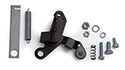 Edelbrock Carburetor C6 Black Throttle Lever Kit