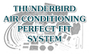 55-57 Perfect Fit Airconditioning R134 System