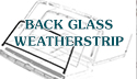58/60 Thunderbird Rear Glass Weatherstrip