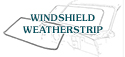 55/57 Thunderbird Windshield Weatherstrip