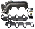 59/65 Lincoln Exhaust Manifold  RH, 430/462