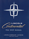 66 Lincoln Continental Body, Chassis & Electrical Service Manual
