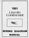 61 Lincoln Wiring Diagrams